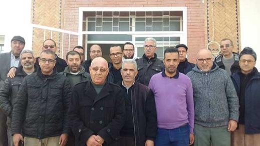 الجمعية الوطنية لمديرات ومديري الثانويات العمومية بالمغرب فرع الدريوش تجدد هياكلها