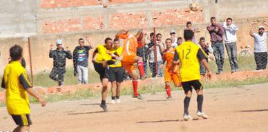 نهضة زايو تفوز على فريق سيدي سليمان وتتأهل الى القسم الوطني الثالث
