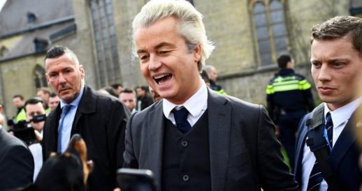 المتطرف الهولندي فيلدرز يستفز المسلمين مجددا بالدعوة إلى تنظيم مسابقة لرسم الرسول