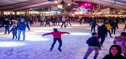 محاولة إختطاف طفل من اسرة مغربية داخل حلبة التزلج في بروكسل