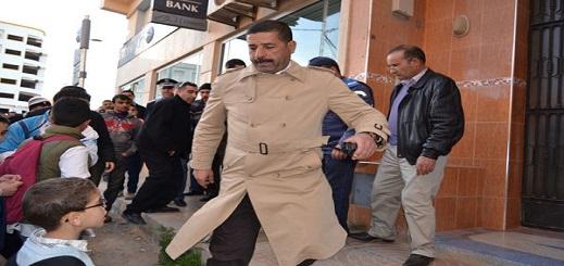 """ترقية عميد الشرطة الممتاز الناظوري المعروف بـ""""الباز"""" رئيسا للمنطقة الإقليمية للأمن بجرسيف"""