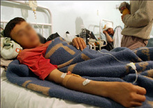 """الصحة في المغرب.. صورة قاتمة وأرقام """"صادمة"""""""
