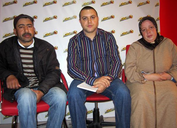 المواطن حسن بوخريص يعاني في صمت من مرض خطير ويدعو إلى مساعدته لتفادي تفاقم وضعيته الصحية