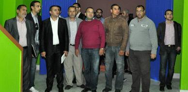 الإتحاد الجهوي للصحافة الإلكترونية بالريف في زيارة تفقدية إلى مؤسسة الجمعية الخيرية الإسلامية بالناظور