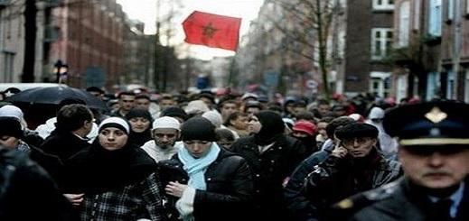 تقرير: %86 من المهاجرين المغاربة مستقرين بأوروبا وفرنسا الدولة الأولى من حيث استقبالهم