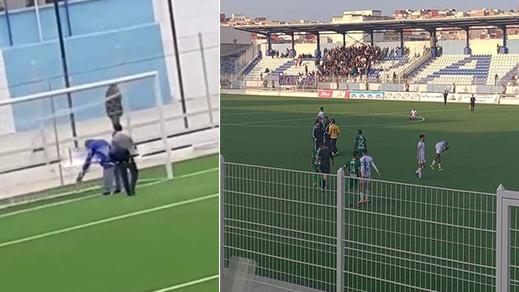 شباب الريف الحسيمي يفوز على الدشيرة في مباراة ذبح فيه إداريوا الفريق دجاجة لطرد النحس