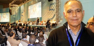 اعادة انتخاب صلاح الدين مزوار رئيسا للتجمع الوطني للأحرار ومصطفى المنصوري يسرق الأضواء