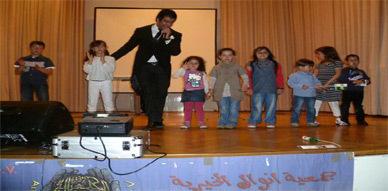 جمعية أنوال بمدينة إيسن الألمانية تحيي حفلا فنيا كبيرا لفائدة يتامى المغرب
