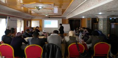 جمعية ثسغناس للثقافة والتنمية تفتتح الدورة التكوينية الثانية لفائدة منشطي المكتبات الوسائطية