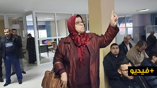 مواطنة غاضبة على أعضاء جماعة الناظور.. إنهم يضحكون علينا ومصالح الساكنة متوقفة