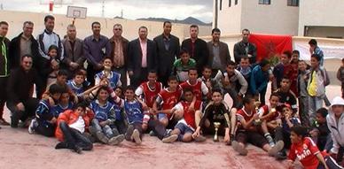 جمعية سلوان الثقافيـة تنهي دورييها في كرة القدم المصغرة وتتوج الفائزين