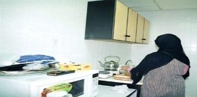 خادمات المنازل المغربيات يمثلن 45 في المائة من النساء اللائي يلجن مليلية يومياً