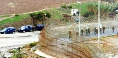 تراجع تسللات المهاجرين غير الشرعيين من السياج الحدودي لمليلية المحتلة بفضل تفعيل جهاز وقائي جديد