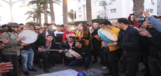 """جمعية """"أمزيان"""" بالناظور تطالب بإقرار رأس السنة الأمازيغية عيدا وطنيا وبالحق في الترسيم"""