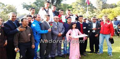 نادي النصر بزايو يحرز المرتبة الأولى في الدوري الوطني لرياضة التيكواندو بمطماطة نواحي فاس