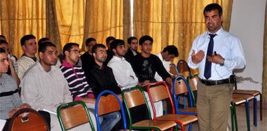 """اختتام فعاليات دورة """"هندسة التفوق """" المنظمة بمدرسة الإمام مالك الخاصة للتعليم العتيق بالناظور"""