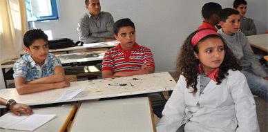إعدادية صبرا بزايو تستضيف نشاط حقوقي لفائدة التلاميذ