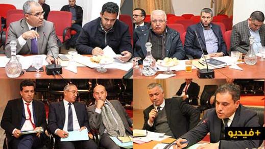 برسم دورة يناير 2020.. المجلس الإقليمي للناظور يصادق على عدد من الاتفاقيات بالإجماع