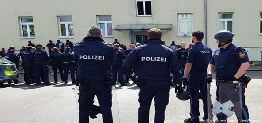 """ألمانيا تجري حملة أمنية واسعة النطاق لمطاردة """"الإسلام المتطرف"""" بعدد من ولاياتها"""