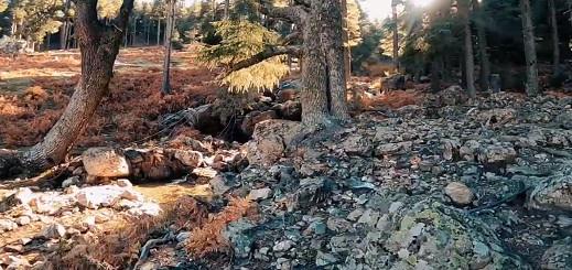 مناظر خلابة من جبل تدغين نواحي الحسيمة