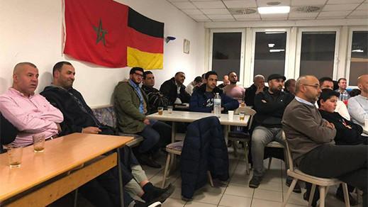 """بالصور:جمعية """"إحدوثن"""" بألمانيا تعقد جمعها العام وتُقيِّم حصيلة مشاريعها بأركمان"""