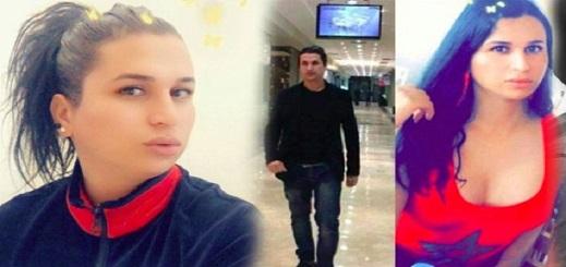 """أول ظهور للحسيمي المتحول جنسيا نوفل المعروف بـ""""صوفيا"""" بعد التحقيق في قضية حمزة مون بيبي"""