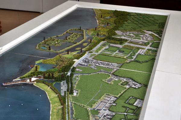 مرسوم وزاري يوافق على تصميم التهيئة الخاص ببحيرة مارتشيكا وينصُ على الشروع في عمليات البناء
