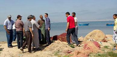 لجنة عن وكالة مارتشيكاميد تلتقي بمجموعة من المهنيين في قطاع الصيد البحري بجماعة أركمان حول واقع ومستقبل القطاع