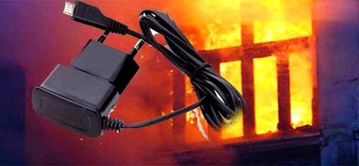 طنجة.. شارجور يتسبب في حرق منزل بكامله
