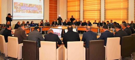 لجنة التنمية البشرية بالشرق تصادق على 26 مشروعا بقيمة مالية ناهزت 10 ملايير