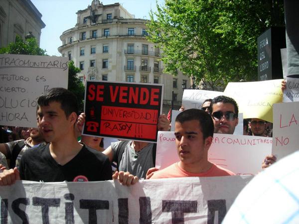 التدابير التقشفية للحكومة الاسبانية تطال الطلبة المغاربة
