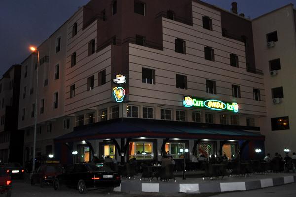 """إفتتاح مقهى """"أوندا"""" بحي المطار بالناظور بمواصفات حديثة وخدمات عصرية"""