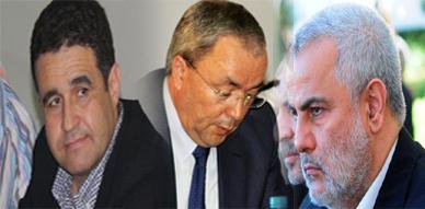 """طارق يحيى وبنكيران ينجحان في الزج بالعاقل بنتهامي بـ """"كراج"""" الداخلية"""