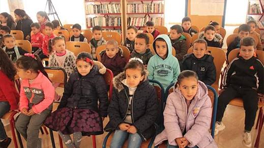 """جمعية """"التضامن"""" بتزغين تنظم حفلا تربويا لفائدة تلاميذ التعليم الأولي"""