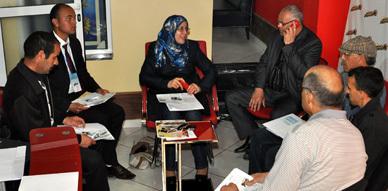 """برنامج """"أرلو"""" يستضيف رابطة المبدعين المغاربة بالريف"""