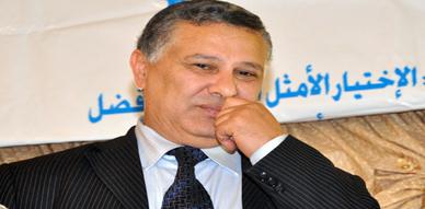 انتخاب مصطفى المنصوري بالإجماع عضوا في المكتب السياسي لحزب الحمامة