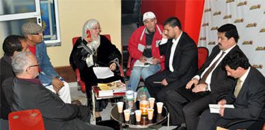 الملتقى الوطني الربيعي السادس  للشعراء الشباب على أثير الإذاعة الأمازيغية