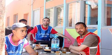 جمعية الأوراش المغربية للشباب تبدع بمجموعة مدارس أفرا