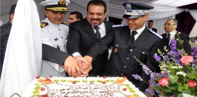 أسرة الأمن بالناظور تحتفل بذكراها الـ 56 والمنطقة الإقليمية تتعزز بدائرتي تاويمة وبويزارزان