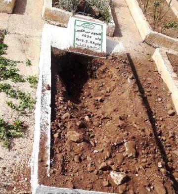 """مريع بالصور.. الكلاب تنتهك حرمة مقبرة """"سيدي سالم"""" بالناظور: تحفر القبور وتنهش جثث الموتى"""