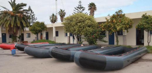 احالة خمسة متورطين في التزوير والهجرة السرية على النيابة العامة المختصة