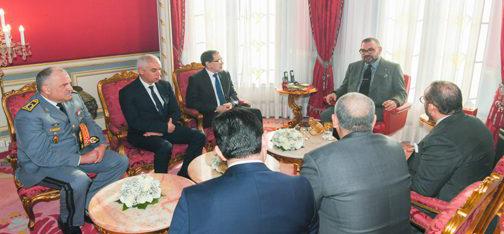 الملك يعطي تعليماته لإعادة الطلبة المغاربة بالصين إلى أرض الوطن