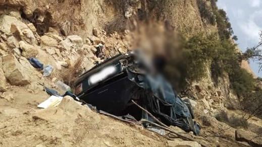 وفاة شاب بالحسيمة في حادثة سير خطيرة