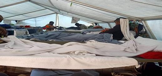 """منظمة حقوقية: أكثر من 800 مهاجر تونسي """"محتجزون"""" بمليلية"""