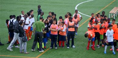 جمعية المهاجرين المغاربة بجيرونا تصنع الحدث بدوريها في كرة القدم