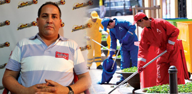 """الشركة اللبنانية """" أفيرذا"""" للنظافة  ستباشر عملها بالناظور منتصف الشهر المقبل بتكلفة تفوق 5 ملايير سنويا"""