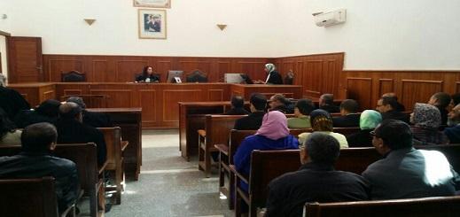مثير.. القضاء المغربي يدين سيدة جمعت بين ثلاثة أزواج بالسجن النافذ