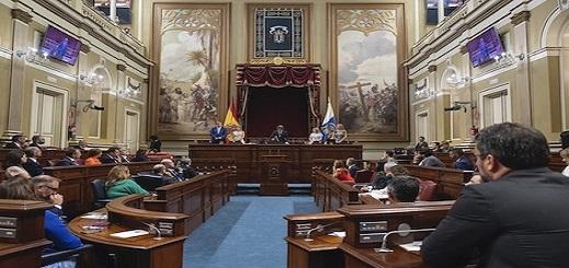 """برلمان جزر """"الكناري"""" يصادق على مقترح قانون ضد قرار المغرب ترسيم حدوده البحرية"""