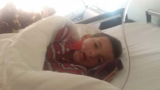 جمعية تتكفل بعلاج طفل بالدرويش