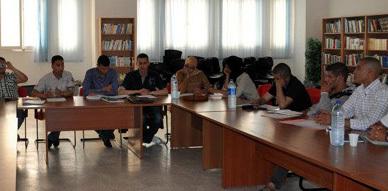 جمعية المنار في لقاء تواصلي مع الشباب والجمعيات بالناظور